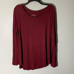 American Eagle Soft and Sexy long sleeve Tee